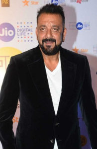 Sanjay Dutt Short Hairstyle
