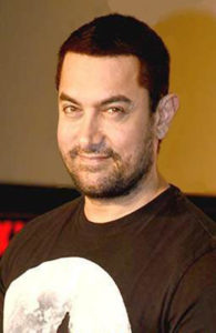 Aamir Khan Short Hairstyle