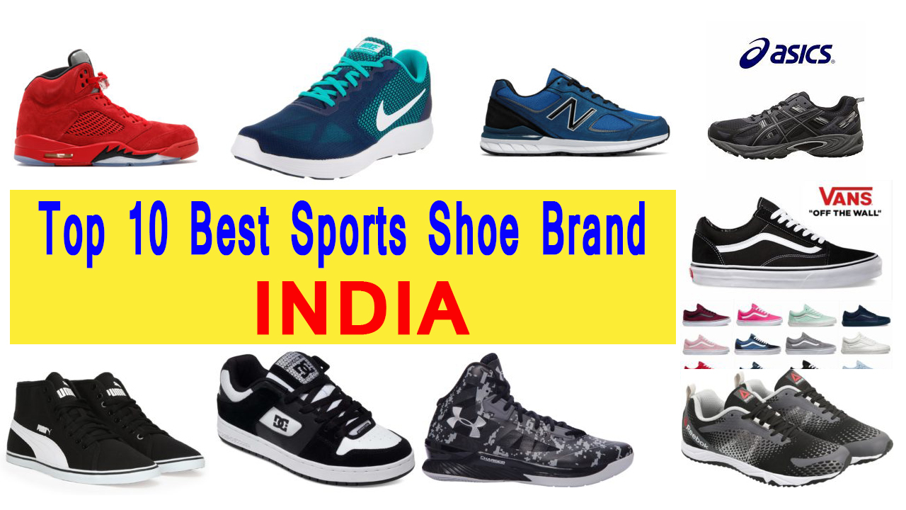 top 10 best sports shoe brand in india 2018 fashion guruji