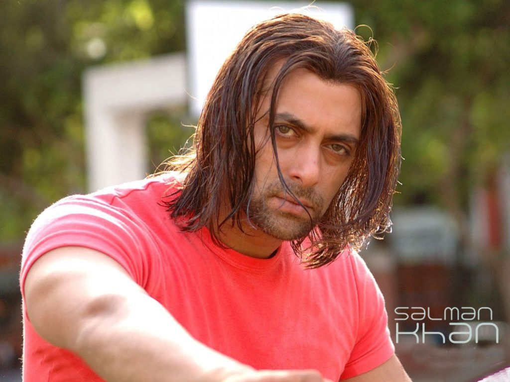 salman khan hair style photo