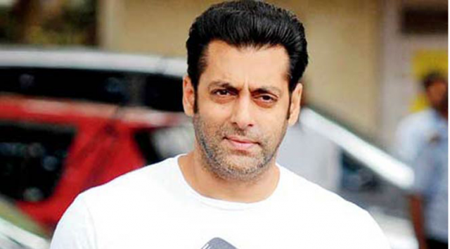 salman khan hair