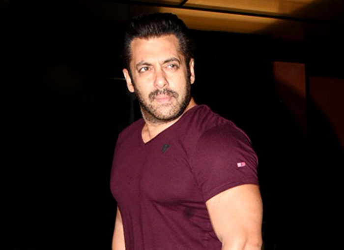 salman khan new hair look