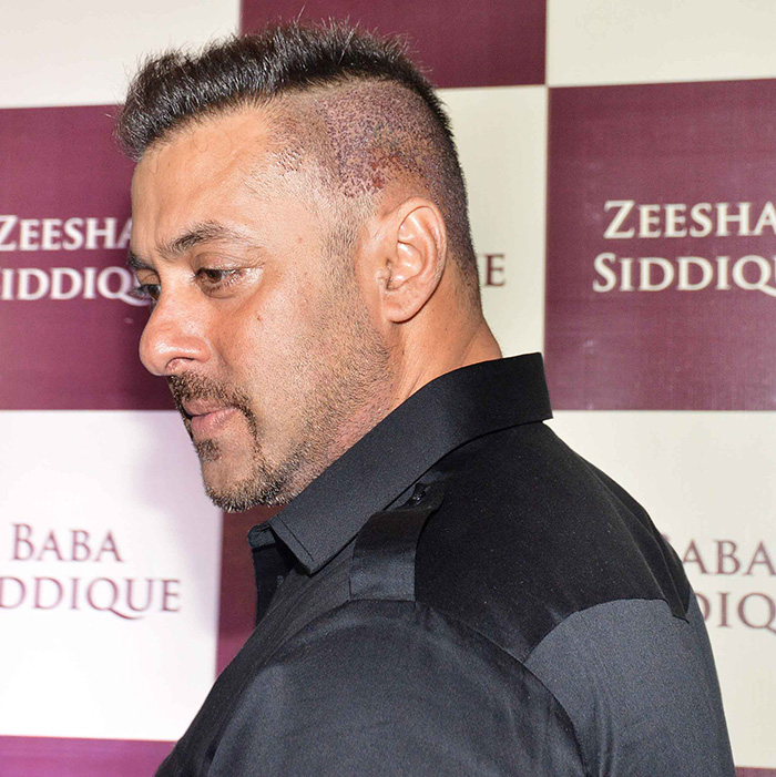 Salman Khan Hairstyles Best Salman Khan Haircut That Give A