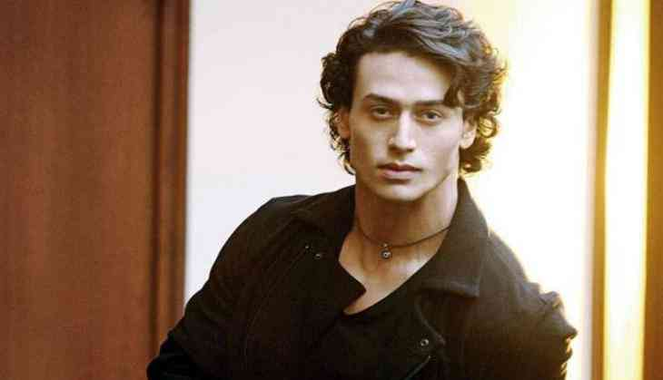 tiger shroff hairstyle in Munna Michael