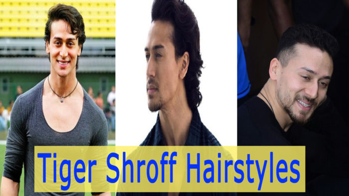 tiger shroff hairstyles