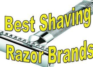 Best Shaving Razor Brands