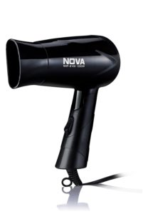 Nova NHP 8100 Silky Shine 1200 W Hot and Cold Foldable Hair Dryer
