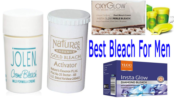 best bleach cream for men