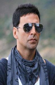 Akshay Kumar Short Hairstyle