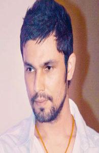 Randeep Hooda Short Hairstyle