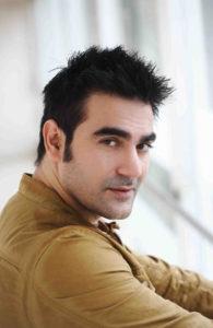 Arbaaz Khan Short Hairstyle