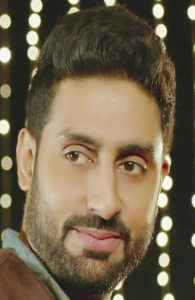 Abhishek Bachchan Short Hairstyle