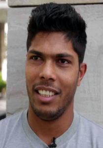 Suresh Raina Short Hairstyle