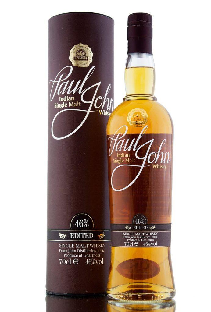 Paul John Edited Whisky