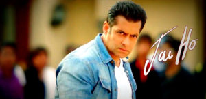 Salman Khan Hairstyle in Jai Ho