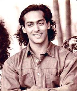 Salman Khan Hairstyle in Patthar Ke Phool