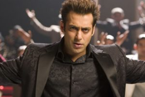 Salman Khan Hairstyle in Salaam-e-Ishq