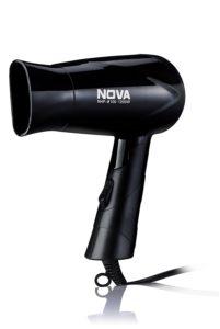 Nova NHP 8100 Silky Shine 1200 W Hot and Cold Foldable Hair Dryer