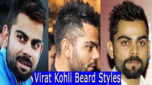 Virat Kohli Beard 10 Times Virat Kohli Beard Styles Gave